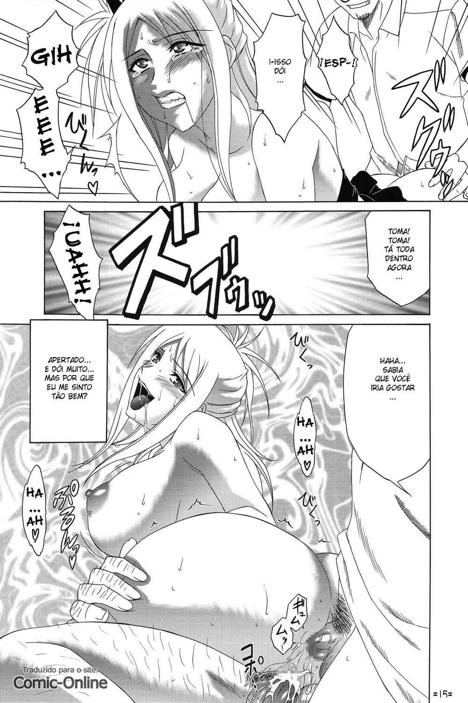 Fairy Tail Pornô – Fada escrava sexual 02