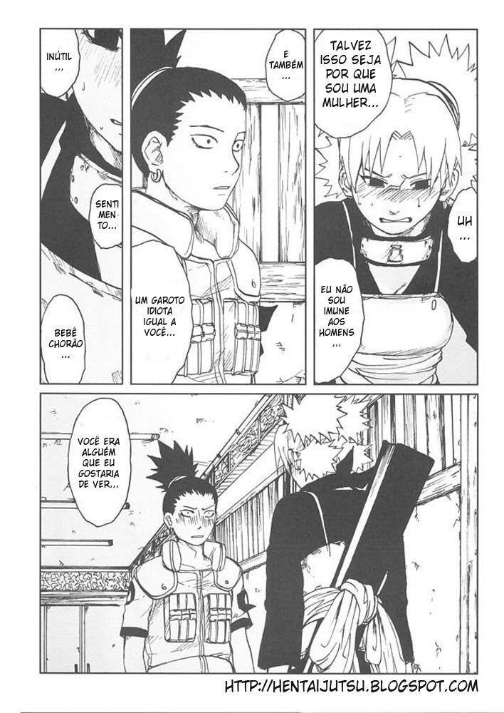 Temari x Shikamaru – Primeira transa do casal ninja