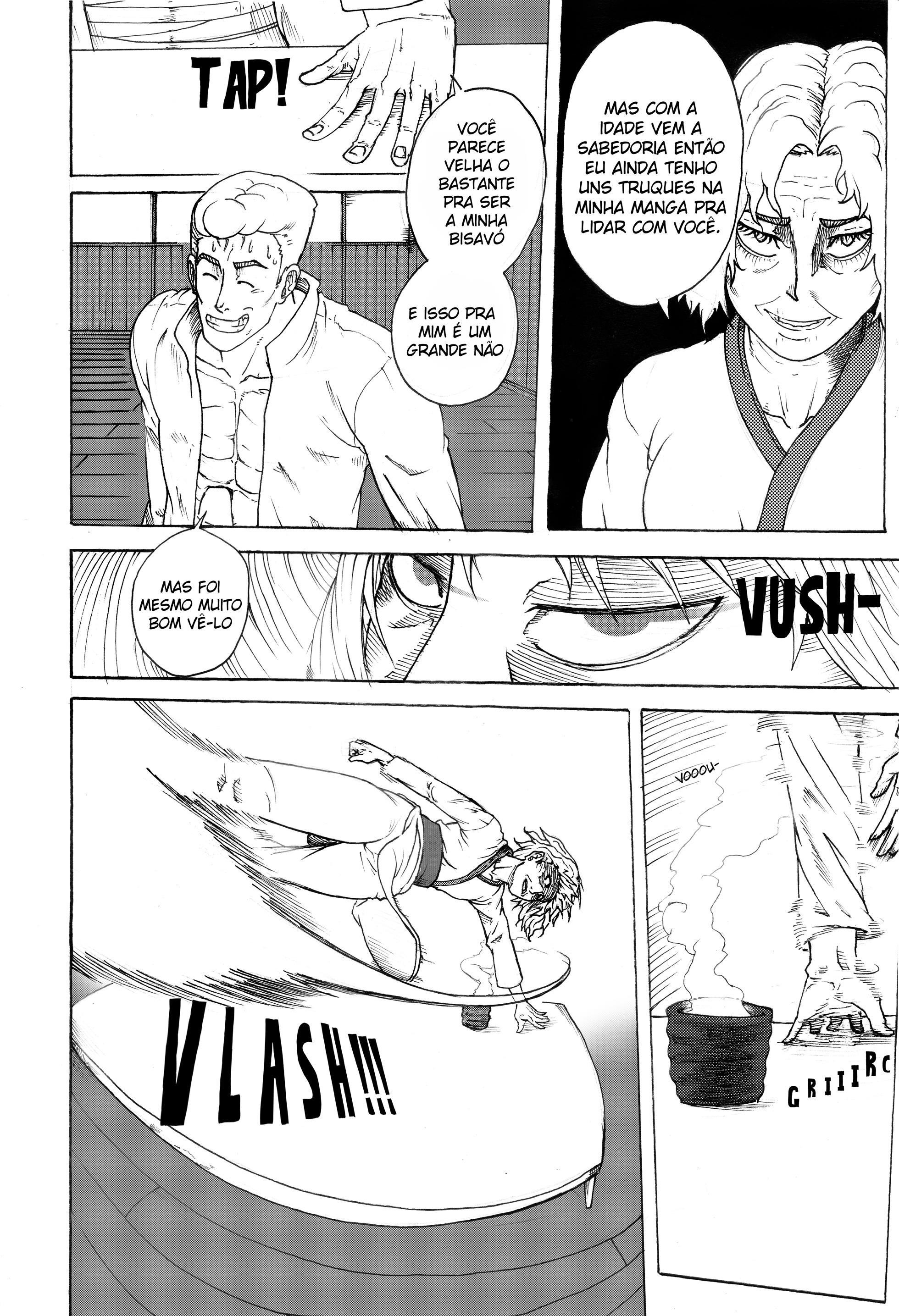 Yu Yu Hakusho Hentai – Kuwabara vs Genkai 02