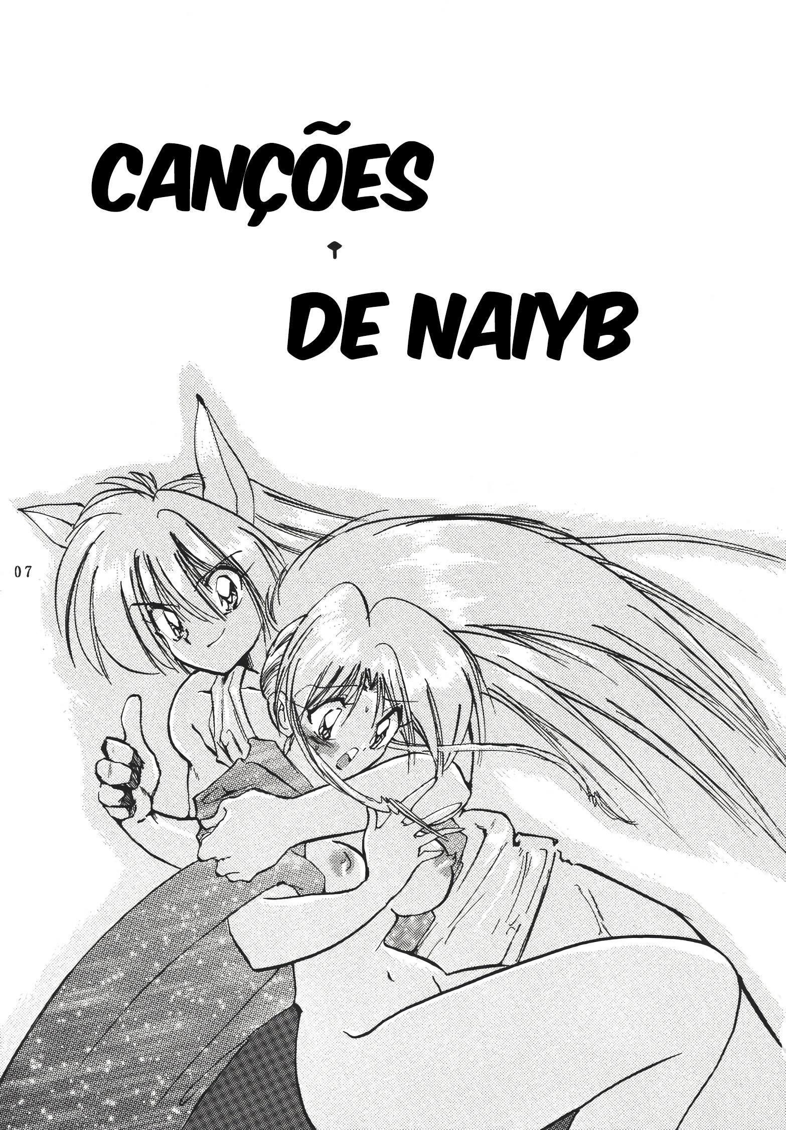 Canções de Naiyb – Yu Yu Hakusho Pornô