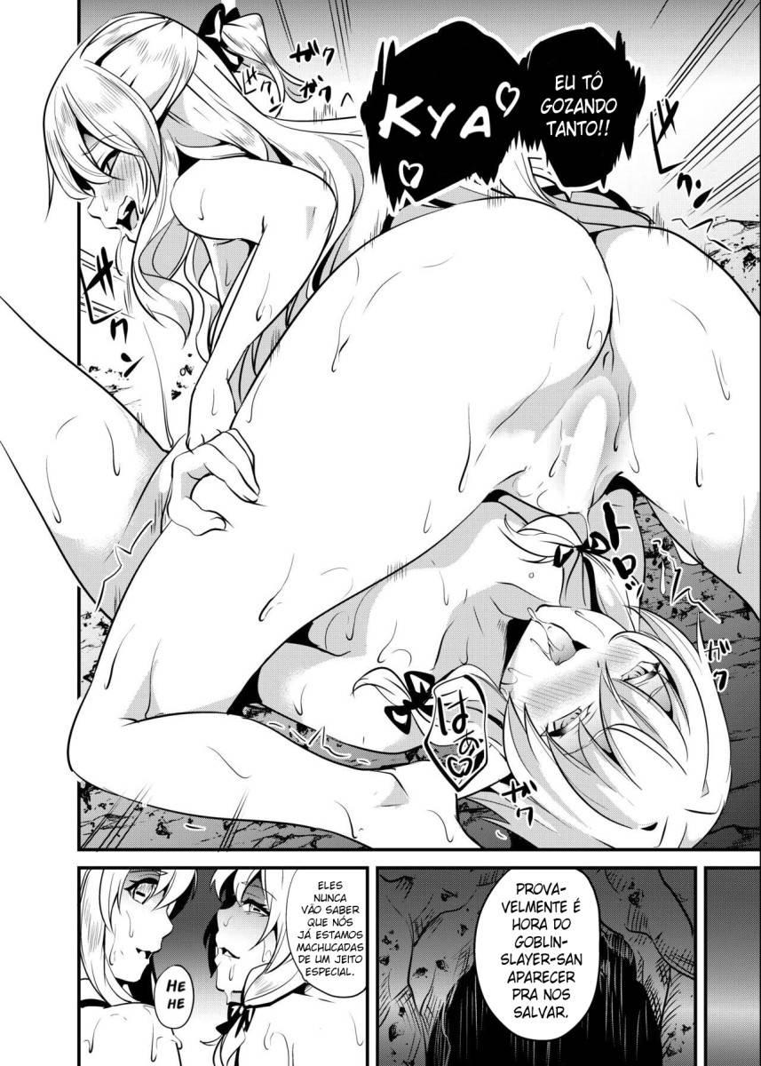 Goblin Slayer Porno – Possuídas pelos duendes