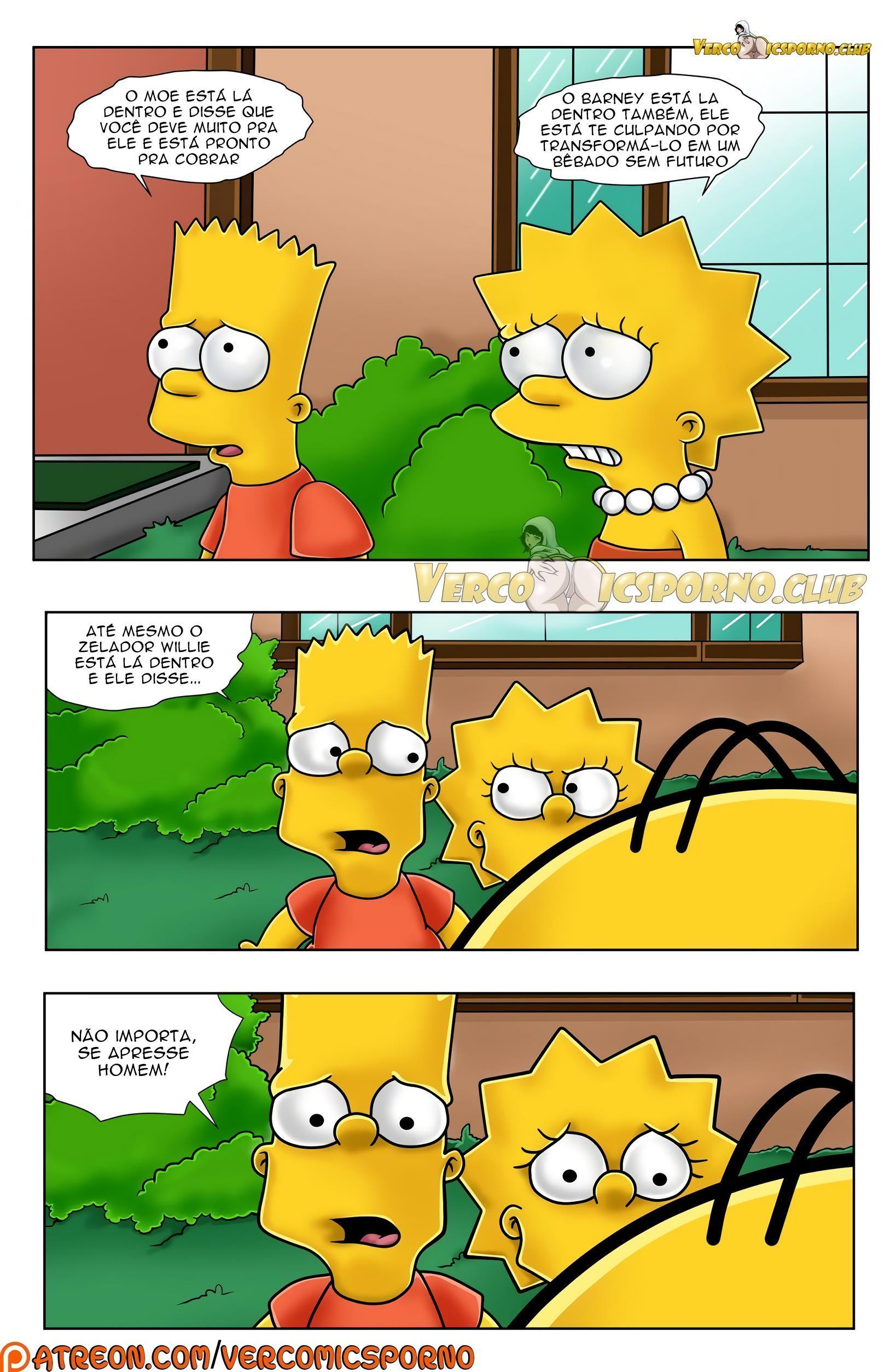 O pesadelo de Homer