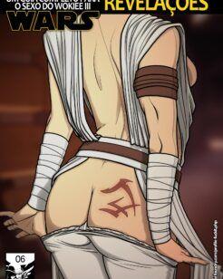 Quadrinhos pornô Star Wars