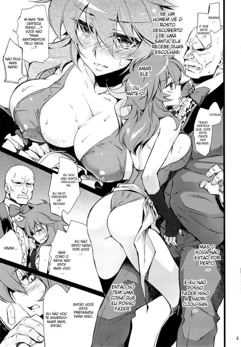 Cavaleiras femininas