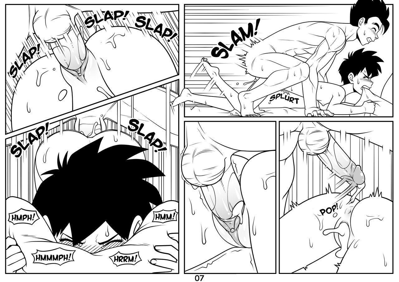 Dragon Ball Z Hentai – Questões Familiares