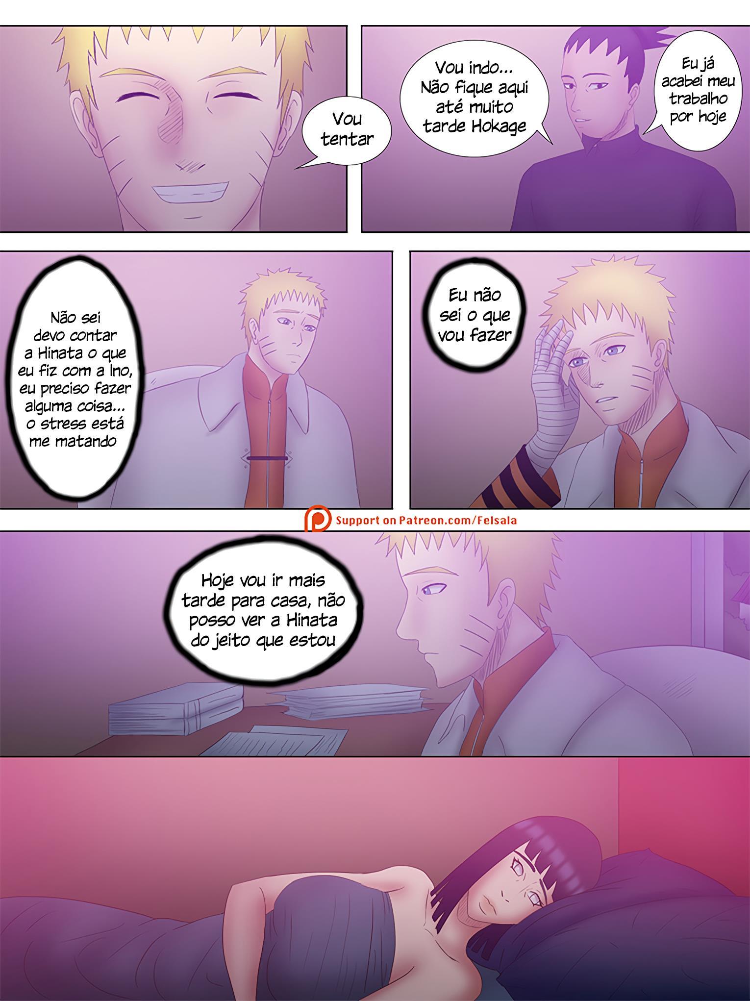 Naruto Hokage 02
