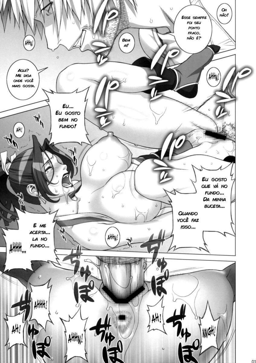 King of Fighters Hentai – Mai Shiranui