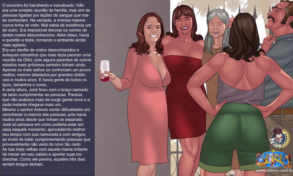 A tia solterona desenhos de sexo incesto