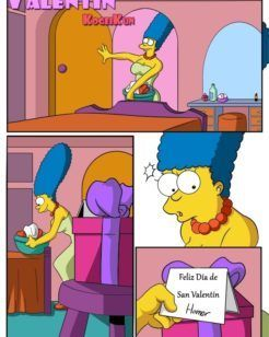 Marge Simpsons Hentai Pornô