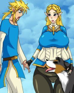 Sexo animal da Zelda