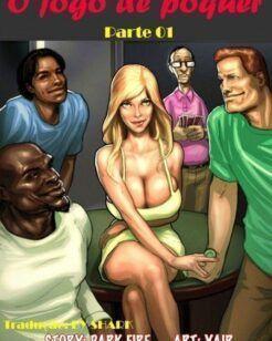 Jogando Strip Poker