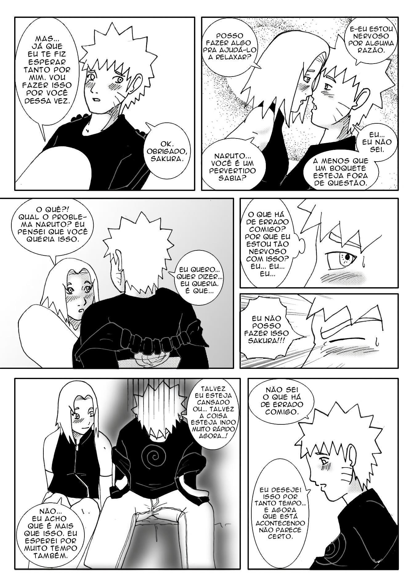 Tudo por Naruto 02 – A confusão