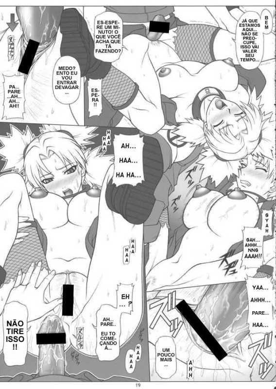 O harém ninja de Shikamaru