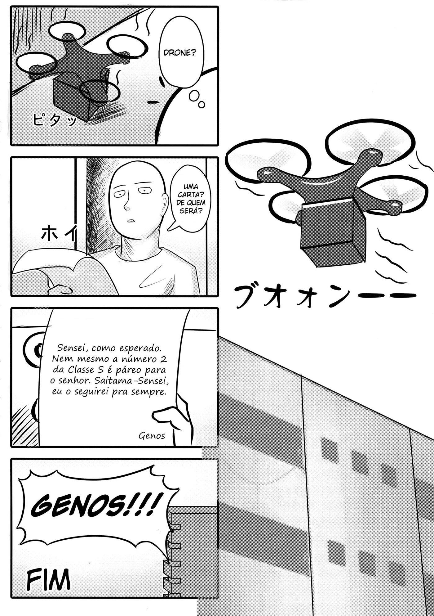 O sêmen do Saitama