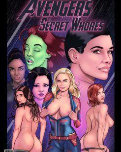 Vingadores Pornô – Vadias Secretas