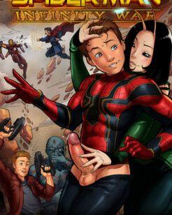 Guerra Infinita sexual do Homem-Aranha