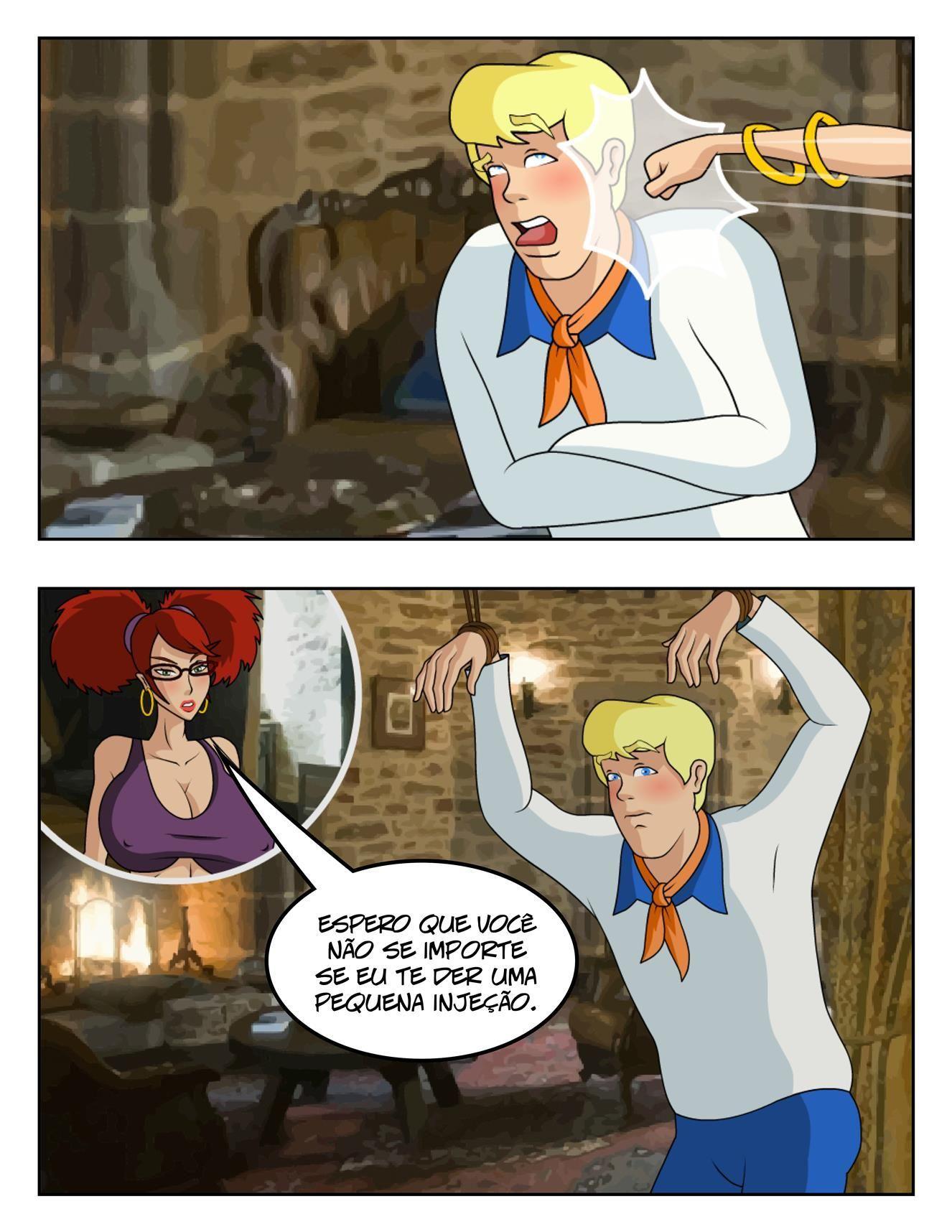 Scooby Doo: Sêmen de monstro