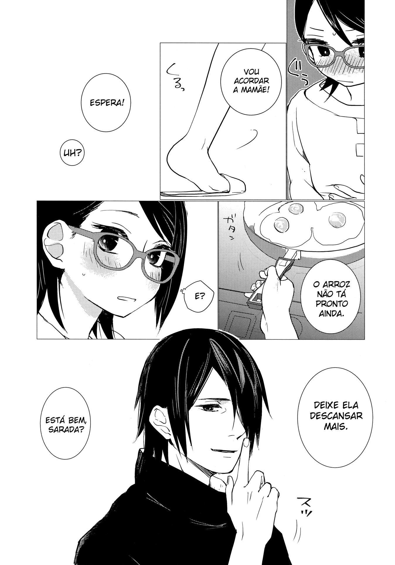 A volta de Sasuke
