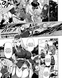 Hentai: As matadoras de demônios