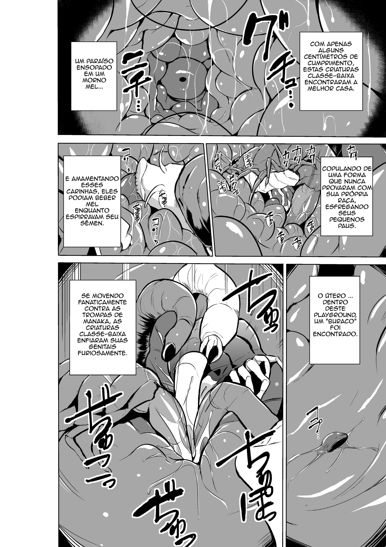 Invadindo o útero de Manaka