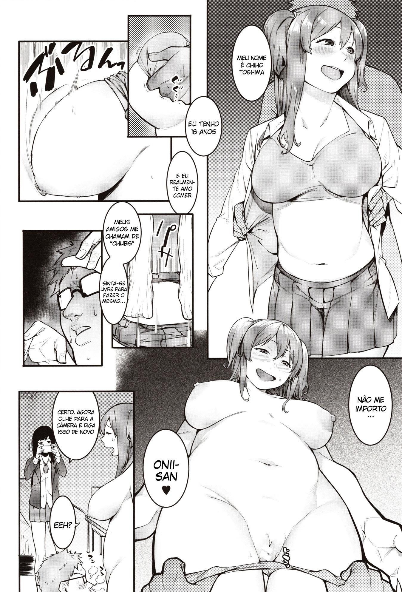 Punição para Mizuha 02