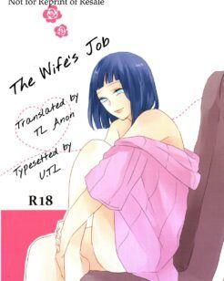 Hinata à boa esposa de Konoha