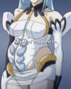 Xenosaga Hentai Estupro