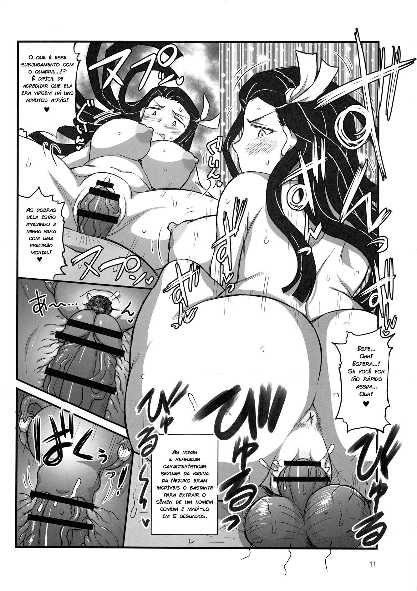 Uma cura para Nezuko