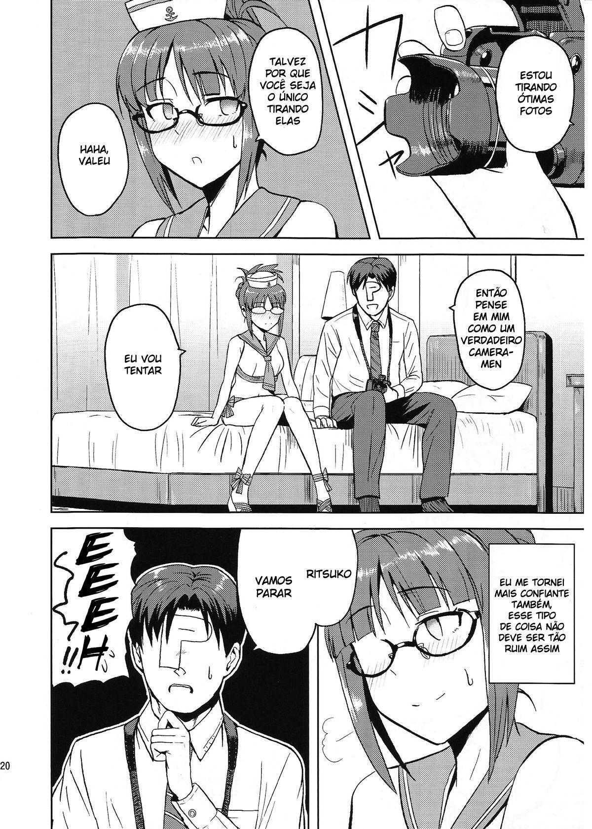 Ritsuko, a marinheira tarada