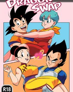 Dragon Ball Z: O swing
