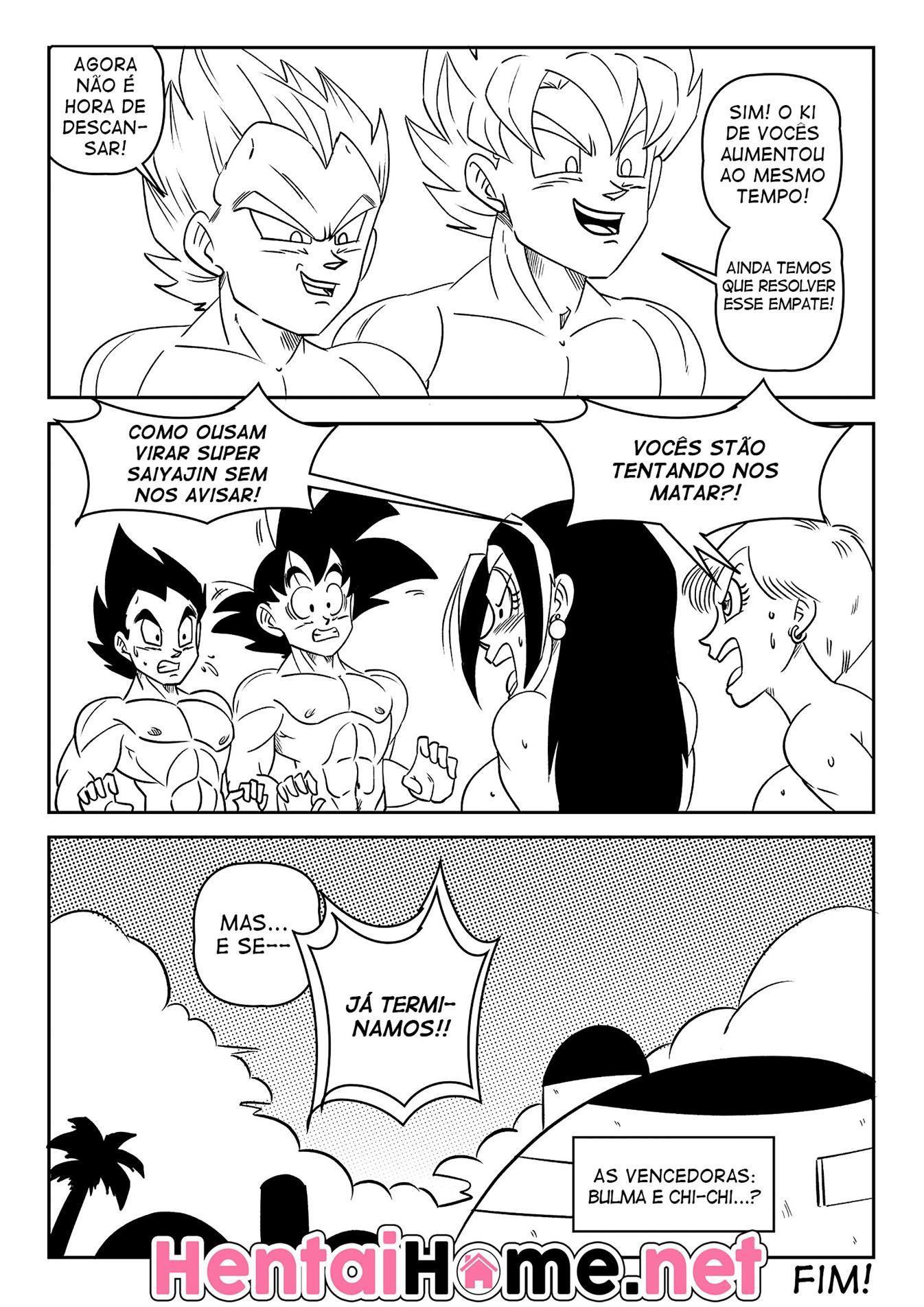 Dragon Ball Z: O swing