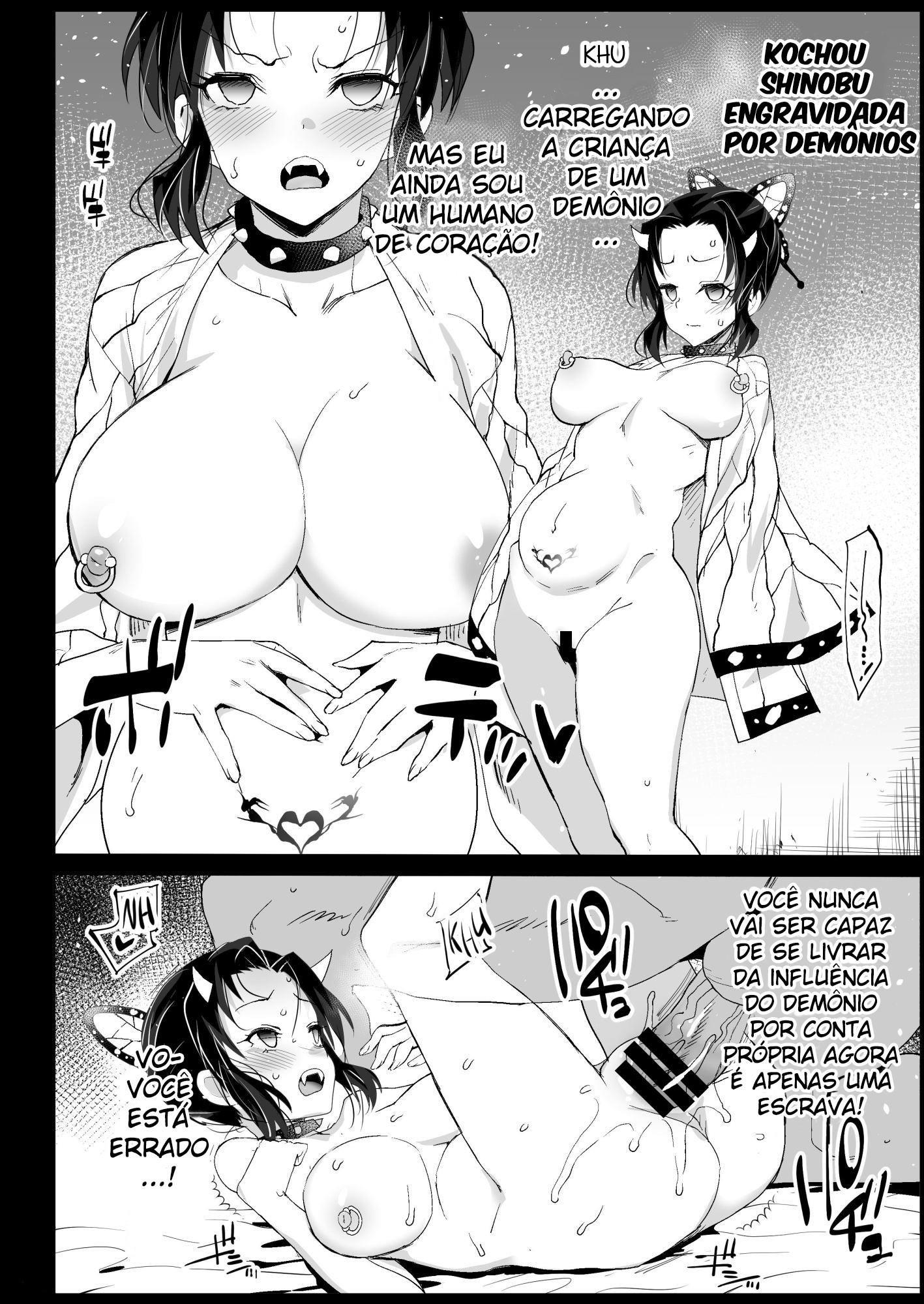 Estupro da caçadora de demônios