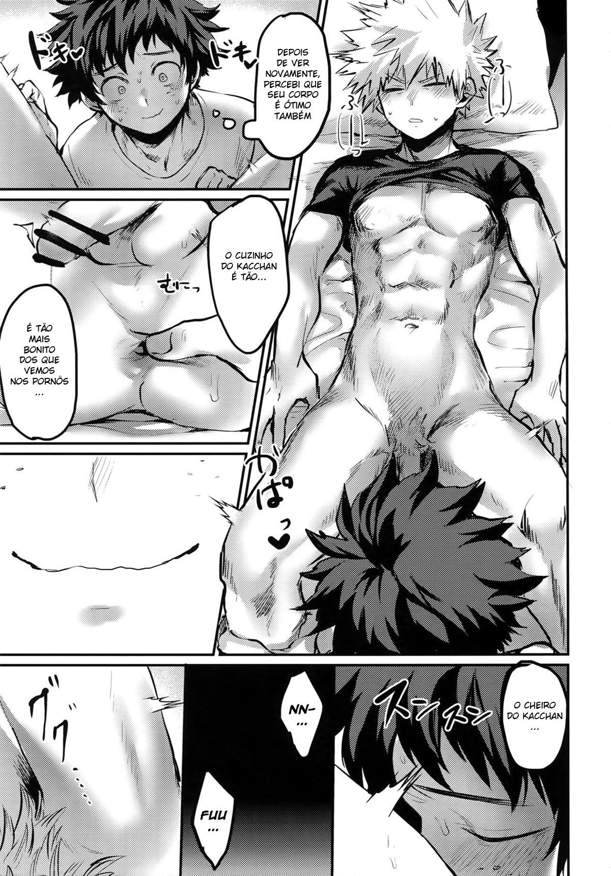 Sexo Yaoi