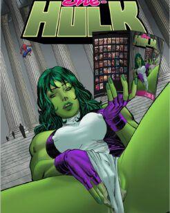 Garota Hulk Safadona