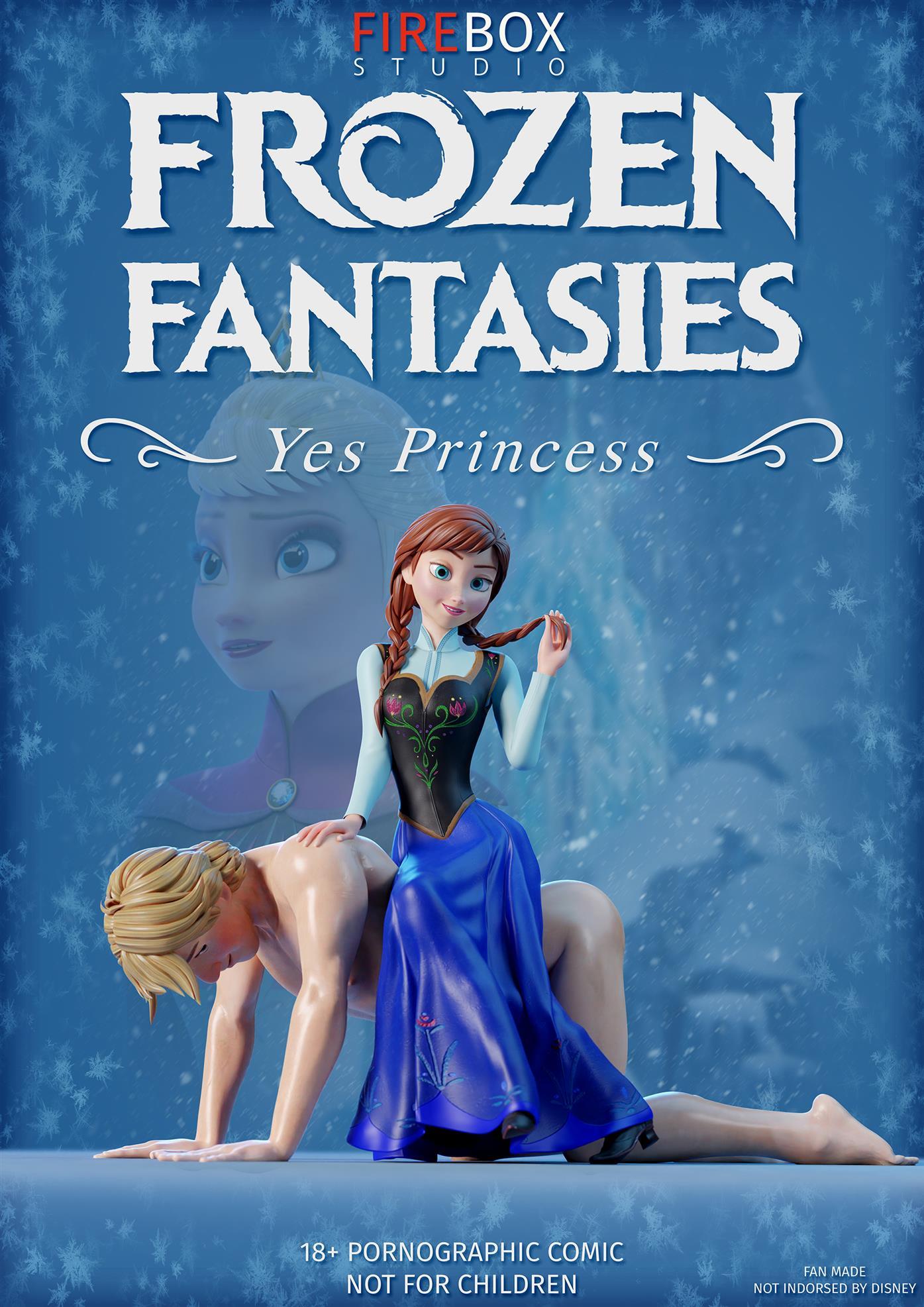 Fantasias de Frozen