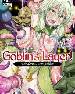 O acasalamento com Goblin de tentáculos