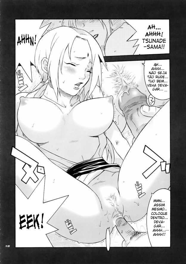 A mestra mais sexy de Konoha