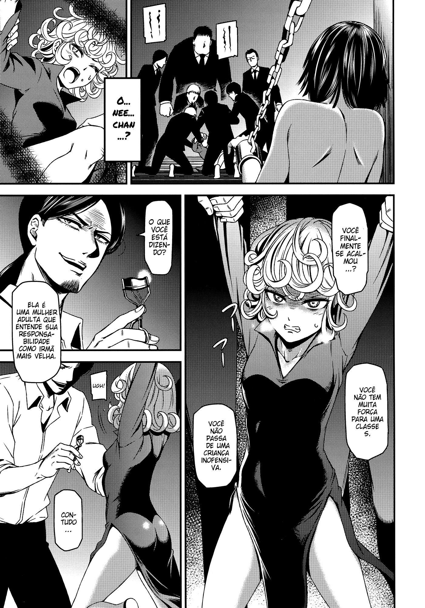 A humilhação de Tatsumaki
